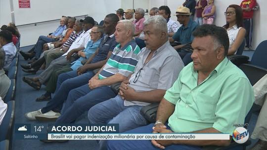 Investigada por exposição de trabalhadores a amianto, Brasilit fecha acordo de R$ 25 milhões