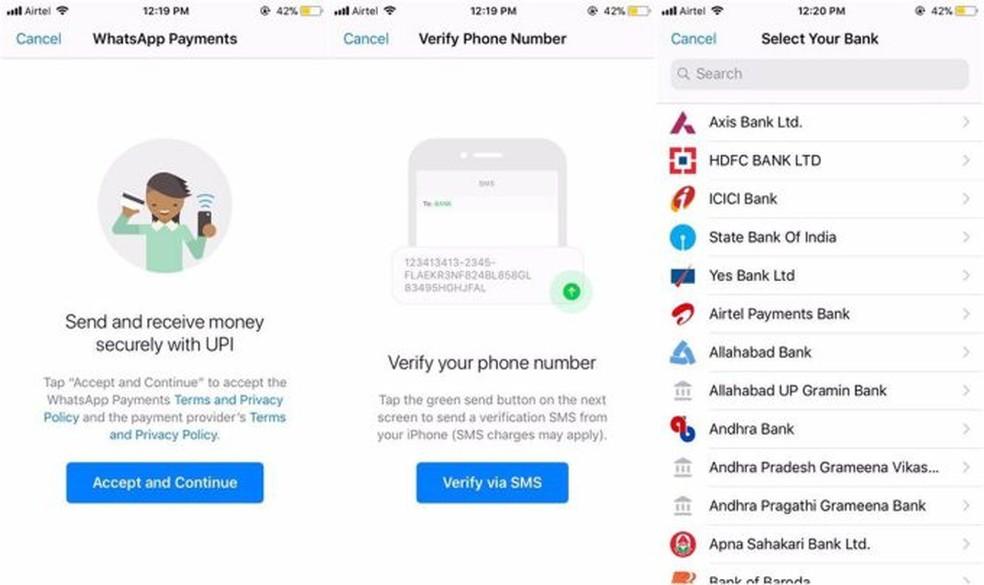 Screenshots flagram novo recurso do WhatsApp (Foto: Reprodução/ iPhoneHacks)