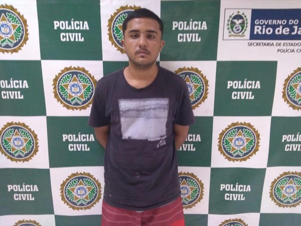 Polícia Civil realiza ação para cumprir mandados de prisão contra suspeitos de roubo na Baixada Fluminense — Foto: Polícia Civil/ Divulgação
