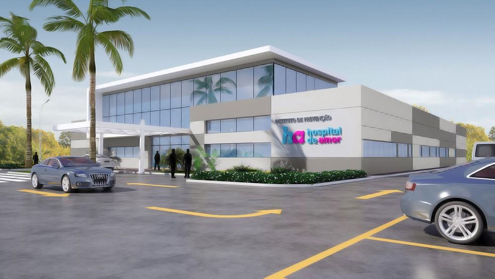 Instituto de prevenção deve ser construído em Sinop e custar cerca de R$ 34 milhões (Foto: Divulgação)