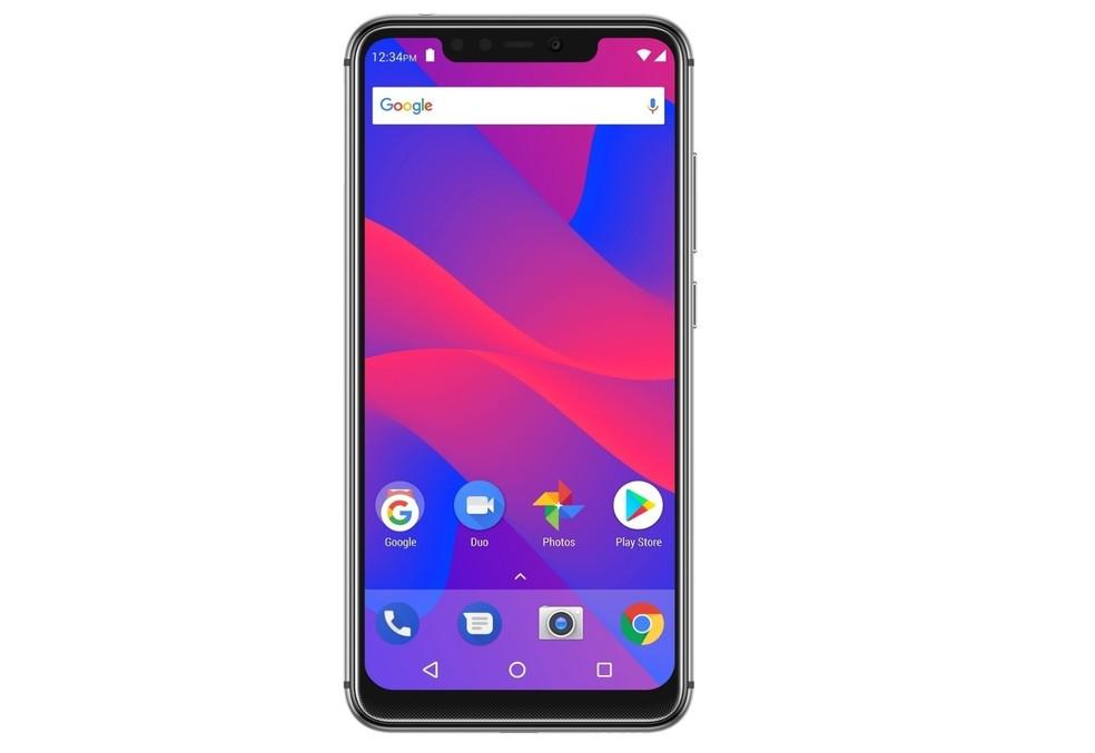 Blu V XI deve receber o Android 9 (Pie) — Foto: Divulgação/Blu