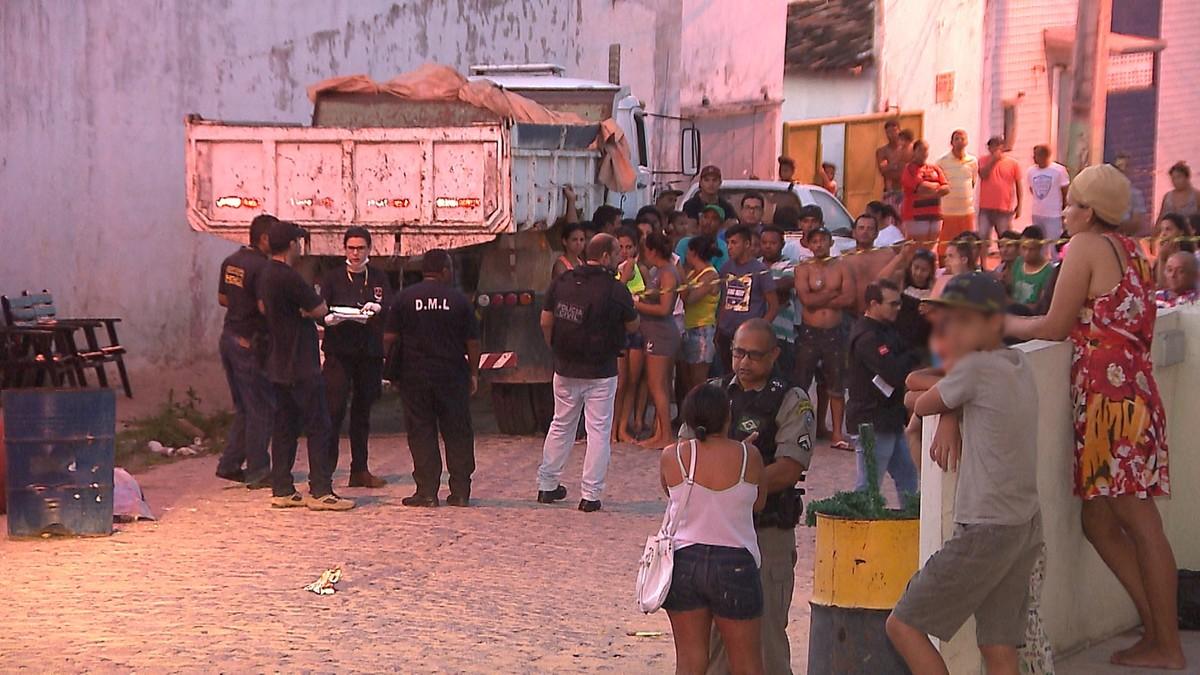 PM registra homicídios e tiroteios na Grande João Pessoa no domingo (31)