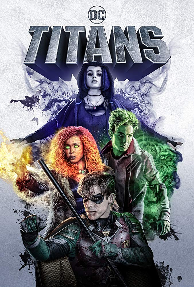 Titãs: série com personagens da DC estreia em janeiro (Foto: Divulgação)