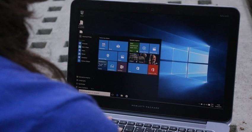 Como descobrir a chave de ativação do Windows 10