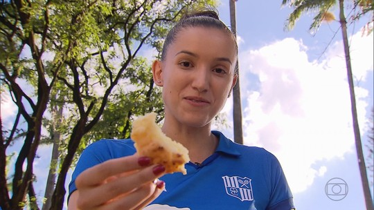 """Final """"pão de queijo"""" resgata lembranças de infância de Gabi e entrega jeito mineiro de Fabiana"""