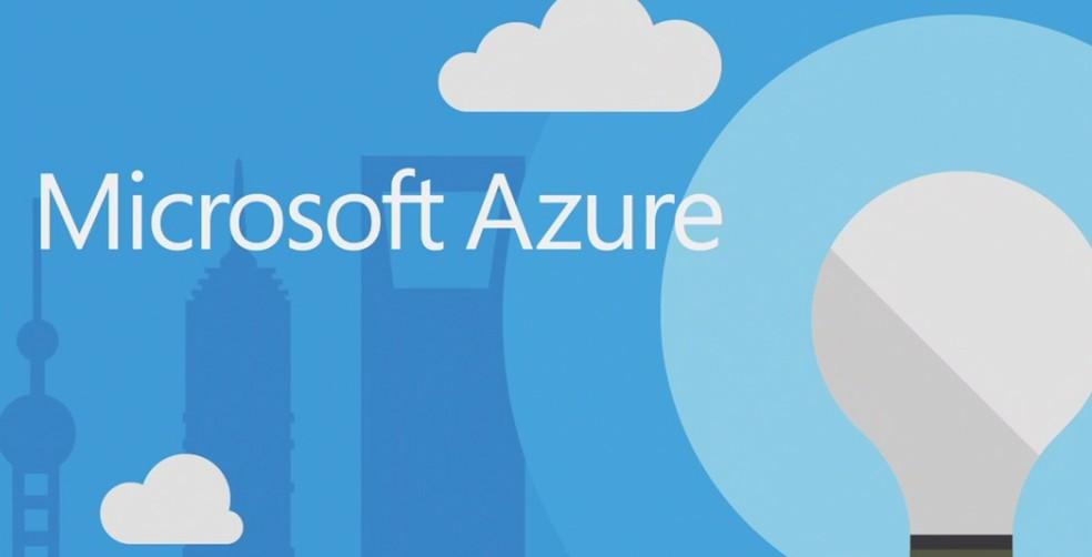 Ferramentas na nuvem, como o Azure, são trunfo da Microsoft para superar Apple nas empresas — Foto: Reprodução/Microsoft