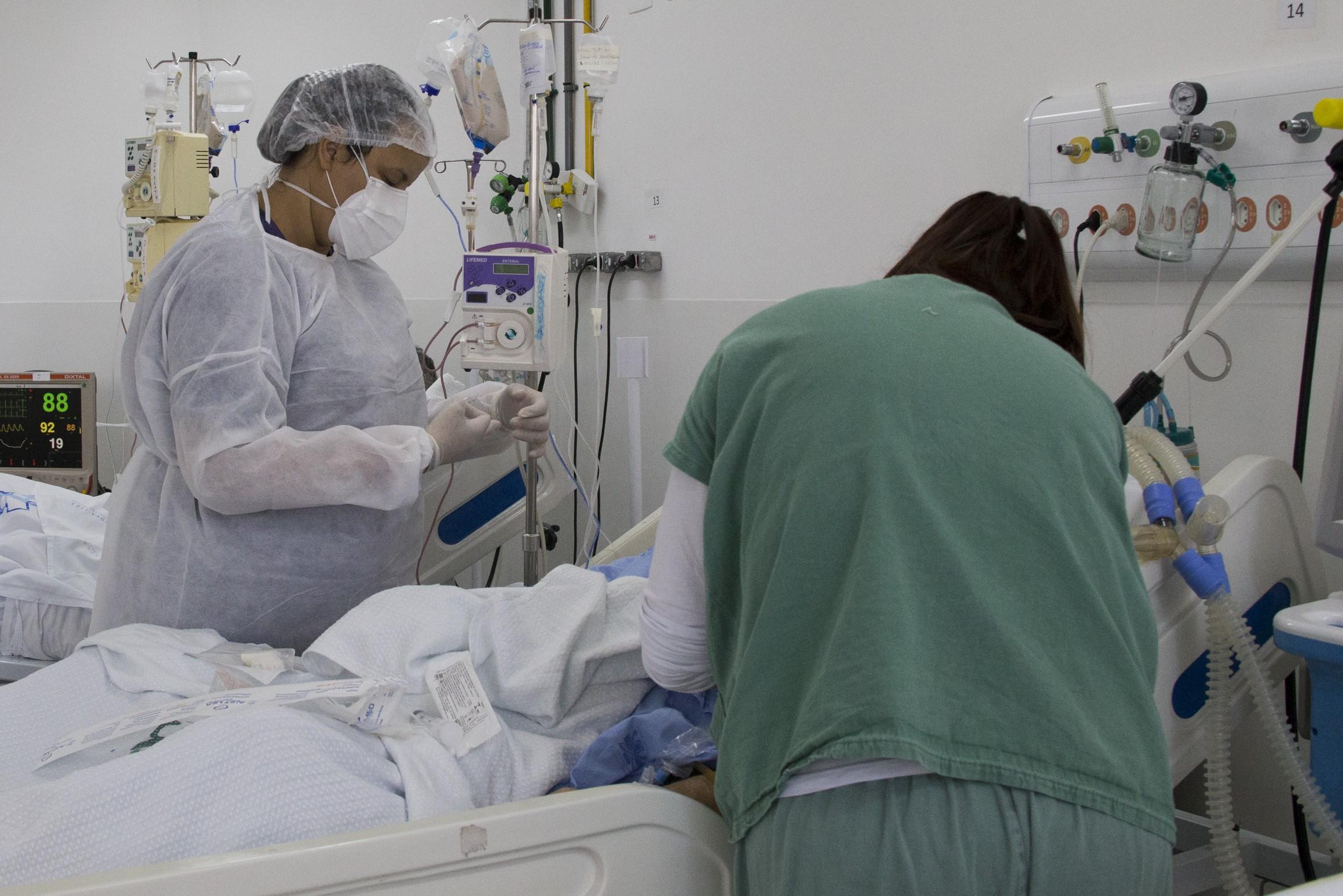 Pacientes com a variante delta da Covid serão atendidos apenas no Hospital Geral de Guaianases, na Zona Leste de SP, diz prefeitura