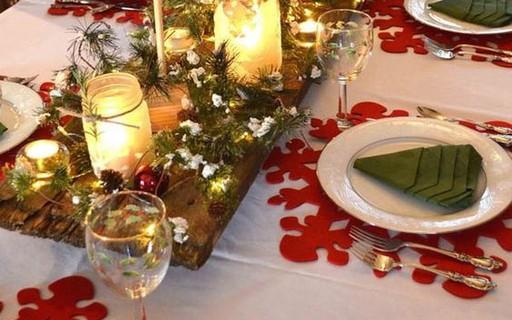 Natal: 7 ideias do Pinterest para arrumar a mesa da ceia