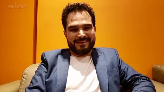 Luciano Camargo comenta importância das novelas: 'Lembro de coisas que eu vivi'