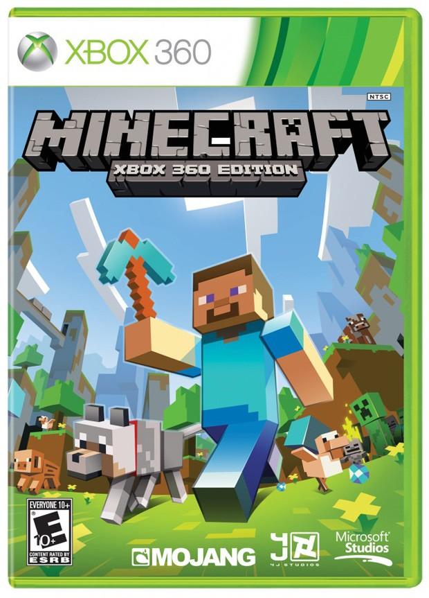 Minecraft vai ganhar versão em disco para Xbox 360 | Notícias | TechTudo
