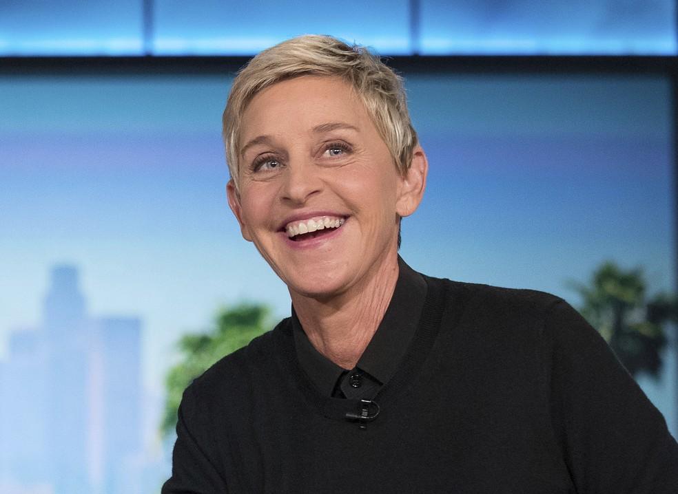 Programa de Ellen DeGeneres é alvo de investigação interna sobre ...