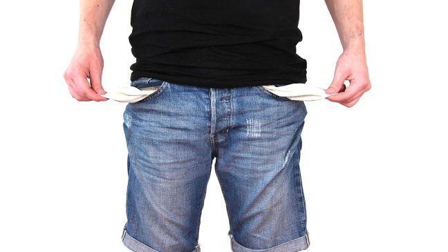 Dinheiro, impostos, tributos. divida, bolso (Foto: Pixabay)