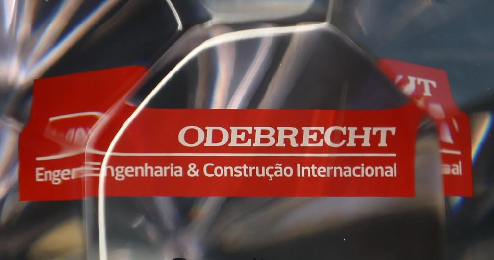 Empreiteira brasileira está envolvida em investigações sobre corrupção no Peru — Foto: Paulo Whitaker/Reuters