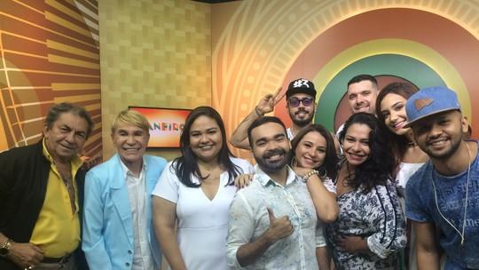 'Paneiro' deste sábado (30) tem Uendel Pinheiro e bastidores do Show da Virada