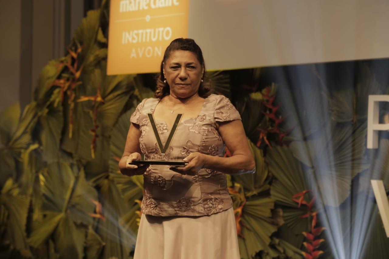Marinete Silva, mãe de Marielle Franco (Foto: Beatriz Chicca)