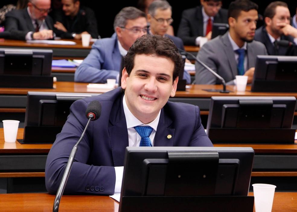 Ex-deputado federal André Amaral Filho — Foto: Câmara dos Deputados/Divulgação