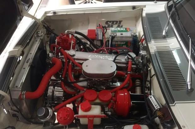 Motor 4.1 tem uma pimenta leve e encanta pelo visual (Foto: Reprodução)