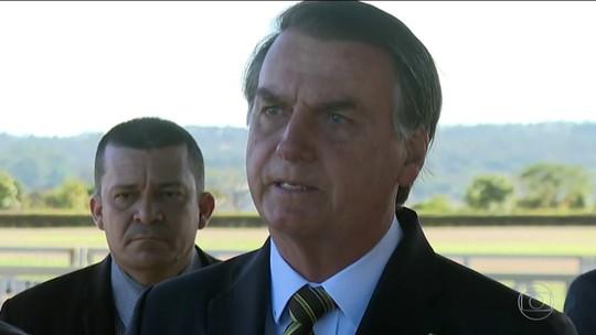 Presidente do Chile se reúne com Bolsonaro na residência oficial do Palácio da Alvorada