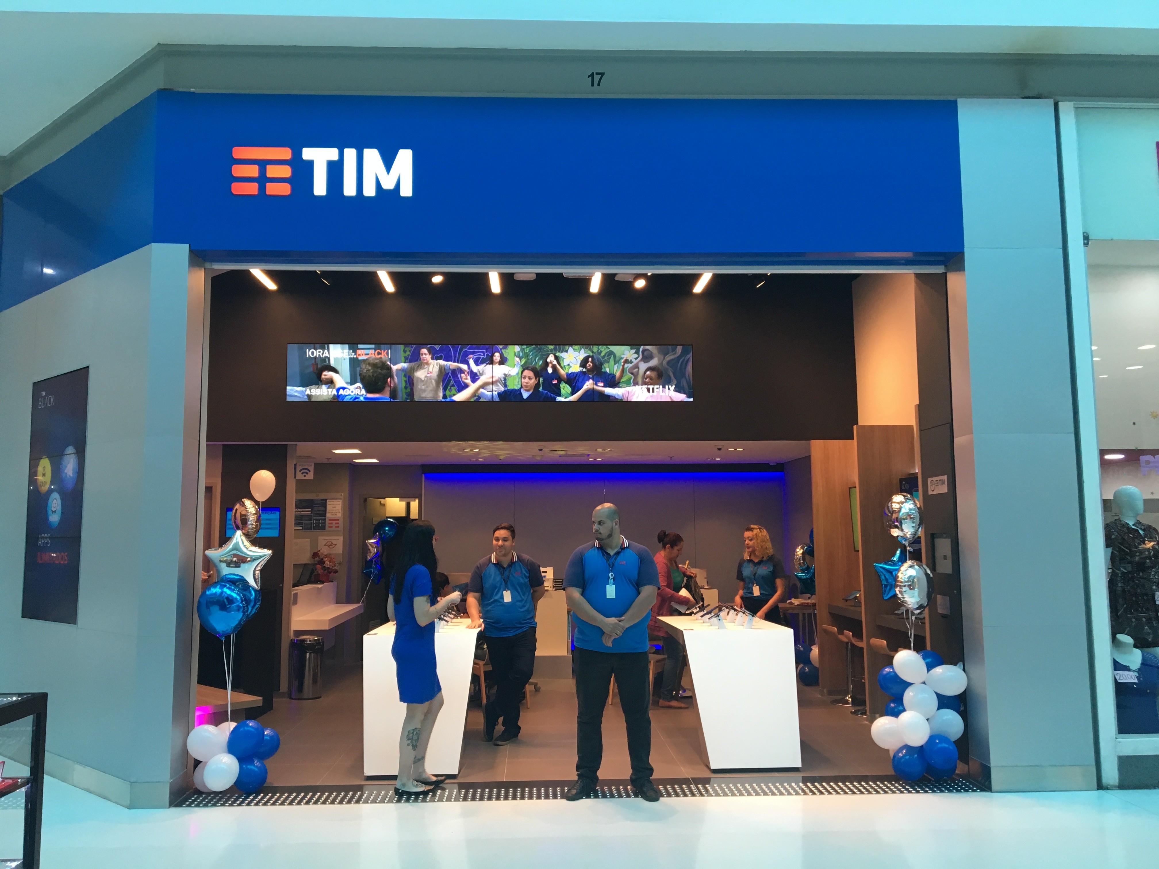 TIM adota home office permanente em call center próprio