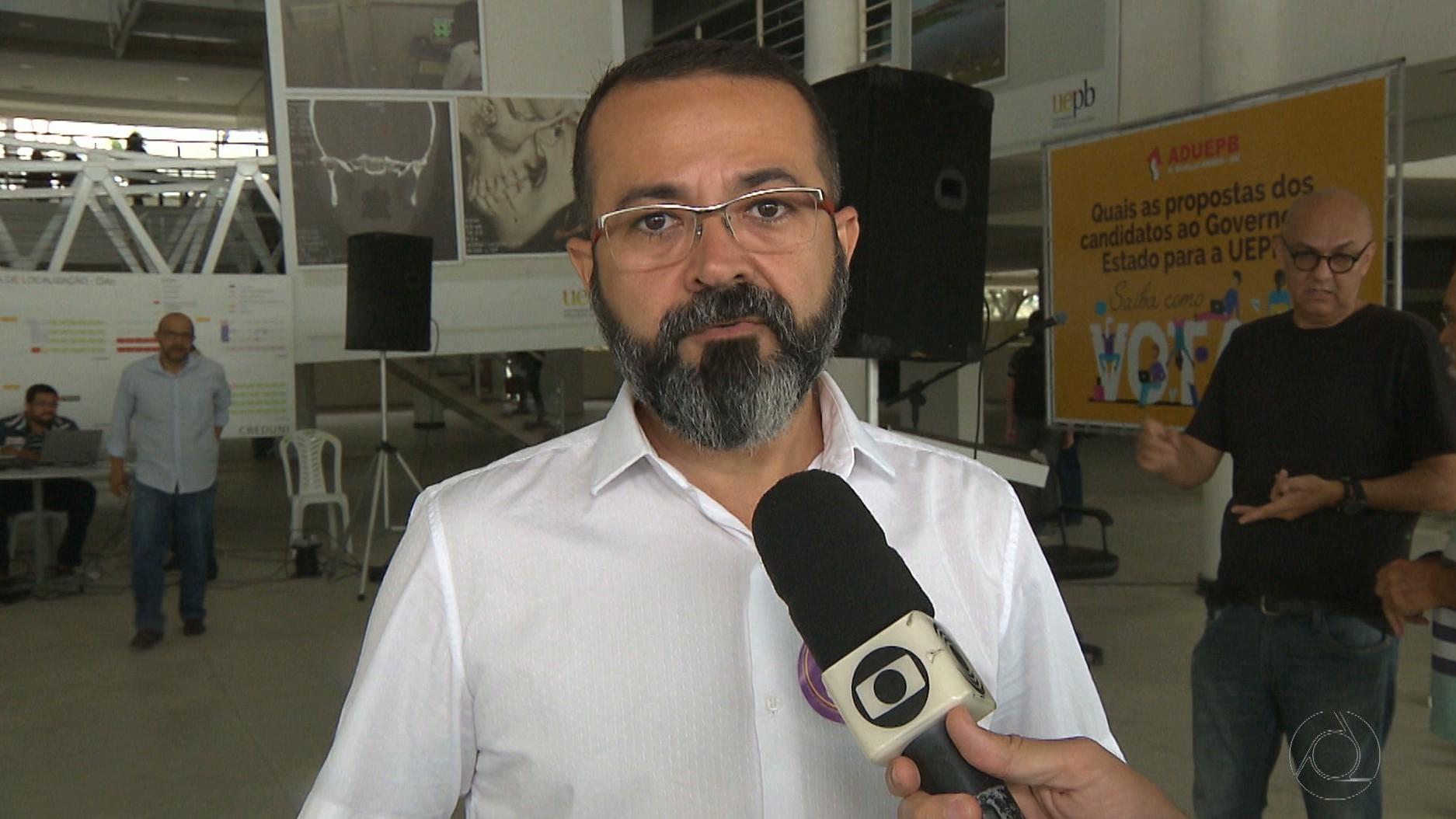 Tárcio Teixeira promete repassar duodécimos e fortalecer a UEPB - Radio Evangelho Gospel