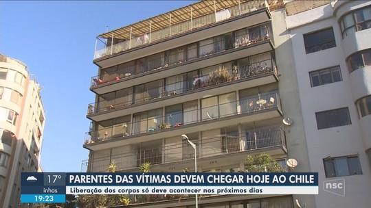 Parentes de família brasileira encontrada morta no Chile chegam a Santiago