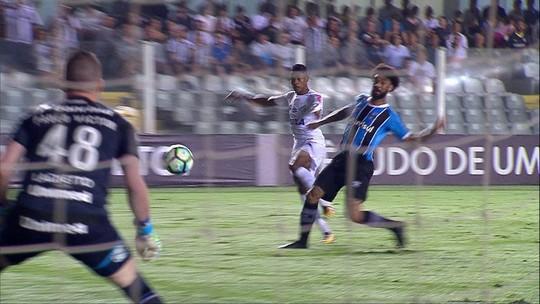 Vídeo: melhores momentos de Santos 1 x 0 Grêmio