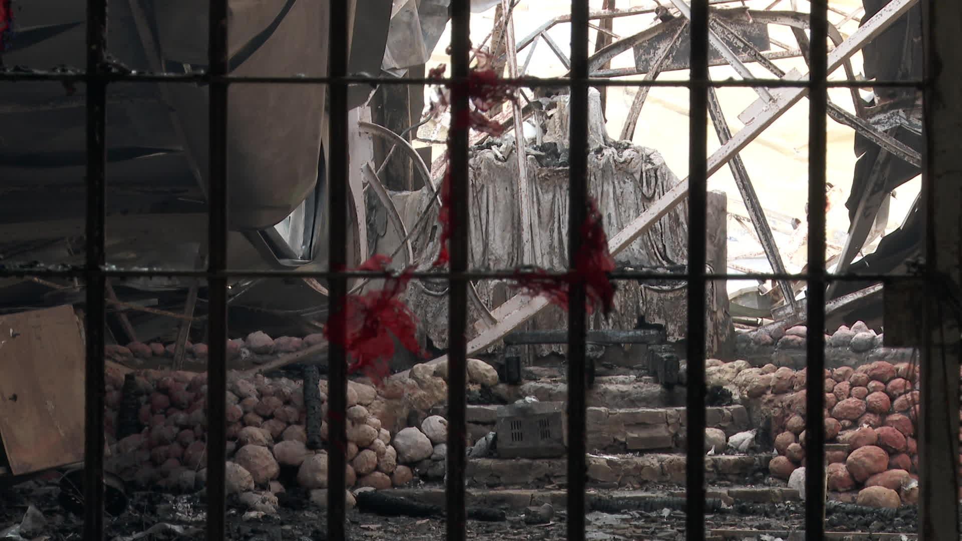 Laudo aponta necessidade de demolição de estruturas de mercado de artesanato atingido por incêndio em Itapissuma