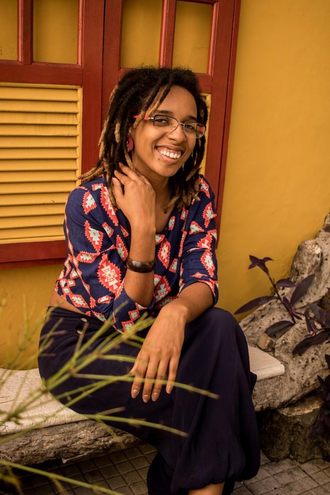 Camila de Moraes (Foto: Naira Valente/Divulgação)