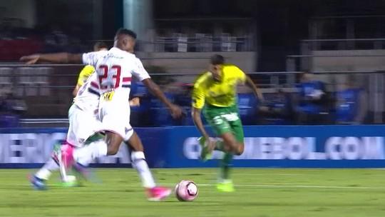 São Paulo só empata, cai para argentinos e sofre terceira eliminação no ano
