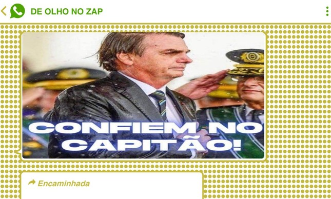 Apesar da resistência de alguns militantes, apelo geral foi pela confiança nas ações de Bolsonaro