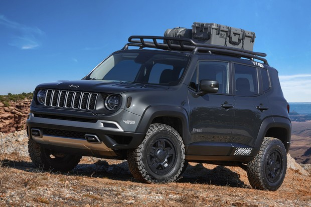 Jeep B-Ute (Foto: Divulgação)