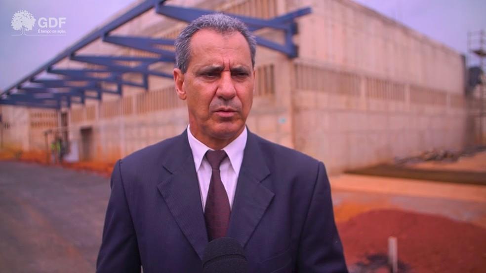 Adval Cardoso, Corregedor-Geral da Polícia Civil do DF, imagem de arquivo — Foto: Agência Brasília/Reprodução