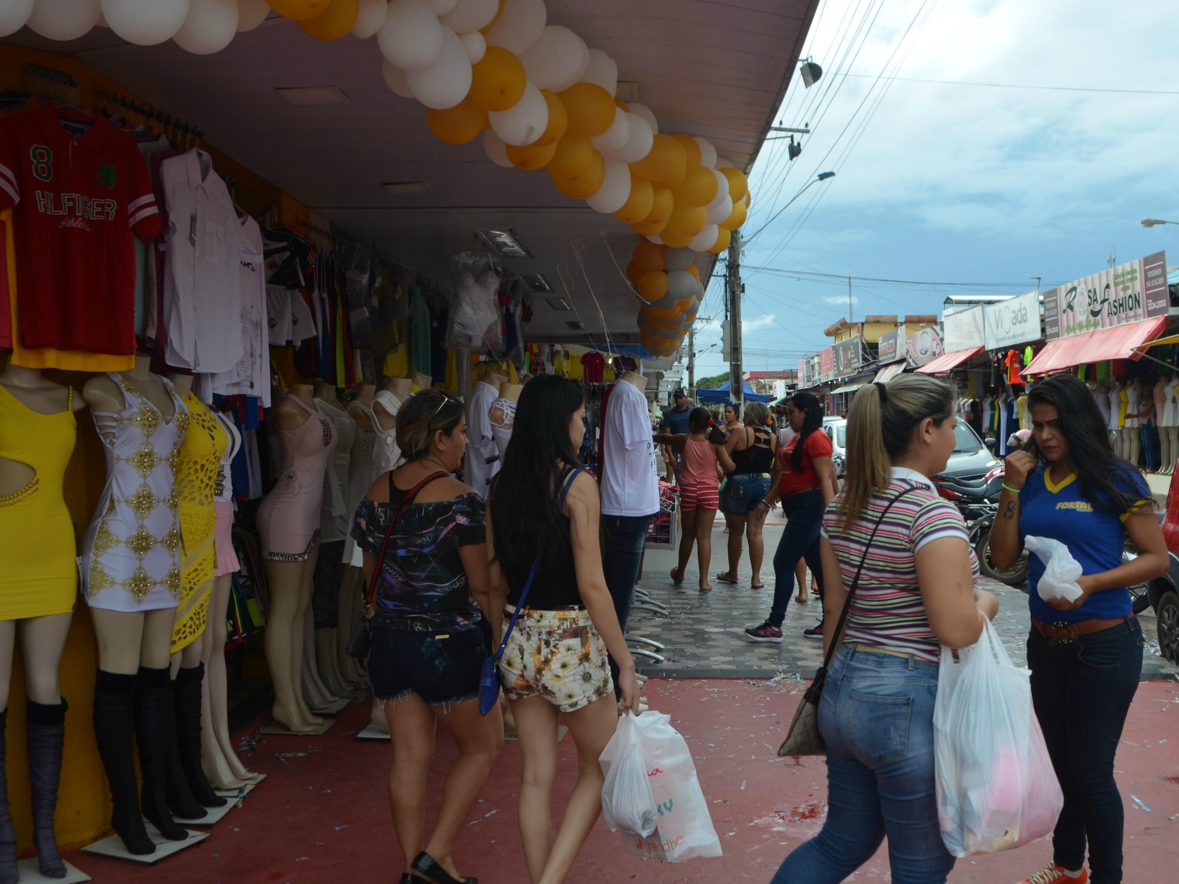 Cerca de 85% das lojas de Macapá não devem contratar temporários para o fim do ano, diz CDL