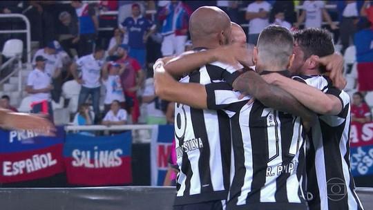 """Na memória, jogo contra xará do rival paraguaio faz Lindoso reviver Libertadores: """"Avassalador"""""""