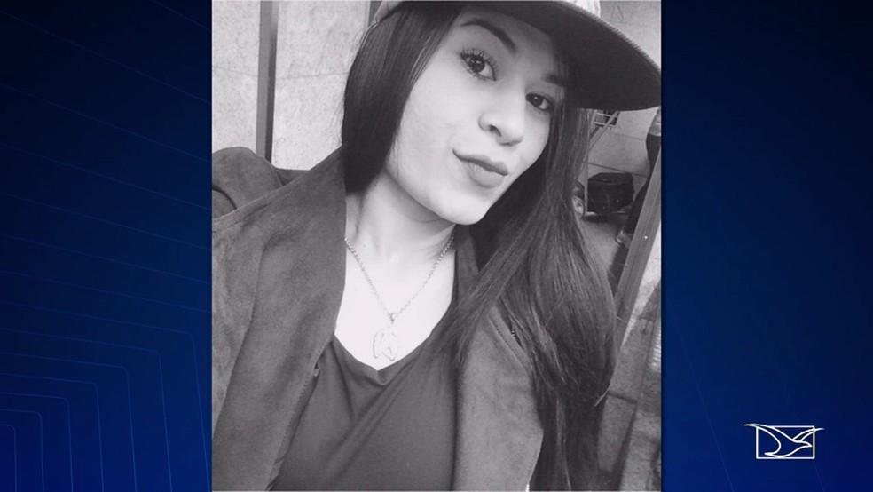 Braieny foi morta por uma mulher na área central de Florianópolis, na última quinta-feira (11) (Foto: Reprodução/TV Mirante)