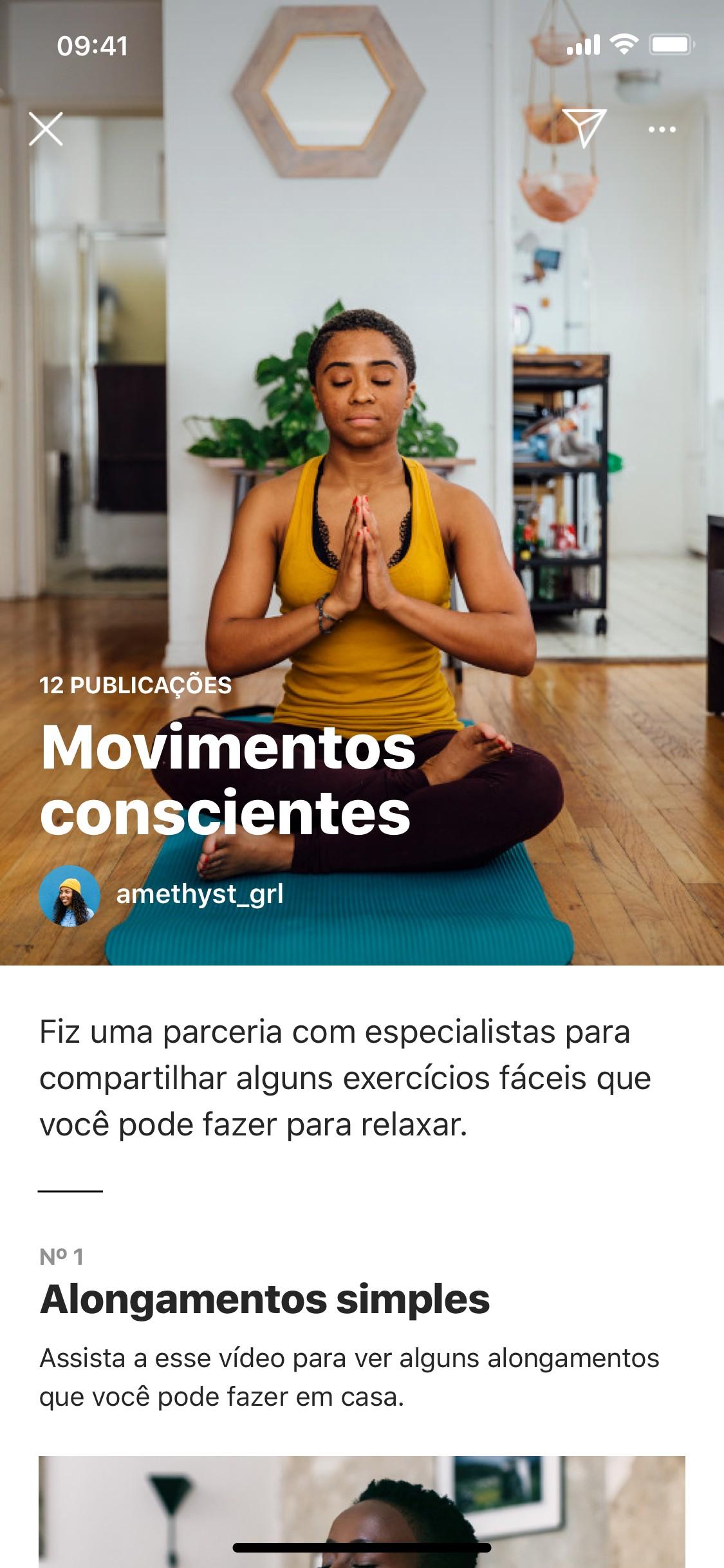 Instagram lança nova ferramenta para agregar conteúdo; Brasil é um dos primeiros a receber