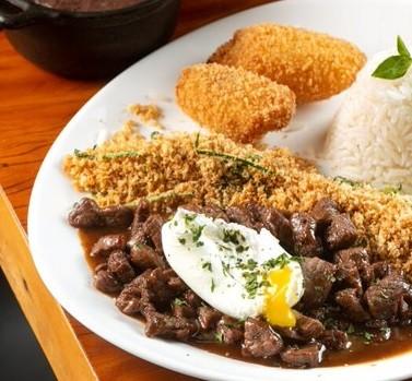 O picadinho carioca do Cozinha Mironga