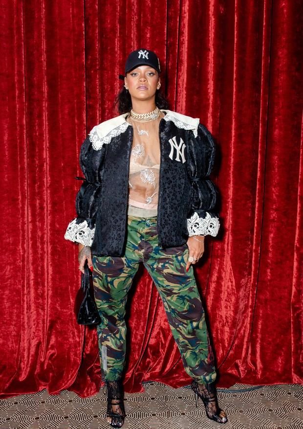Rihanna (Foto: Cortesia da BFA para GUCCI)