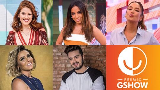 Prêmio Gshow 2018: relembre momentos dos artistas que concorrem na categoria 'Fandom do Ano'