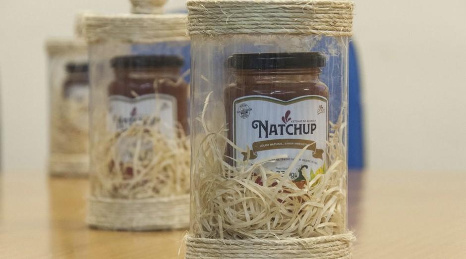 Acima, o Natchup (Foto: Divulgação)