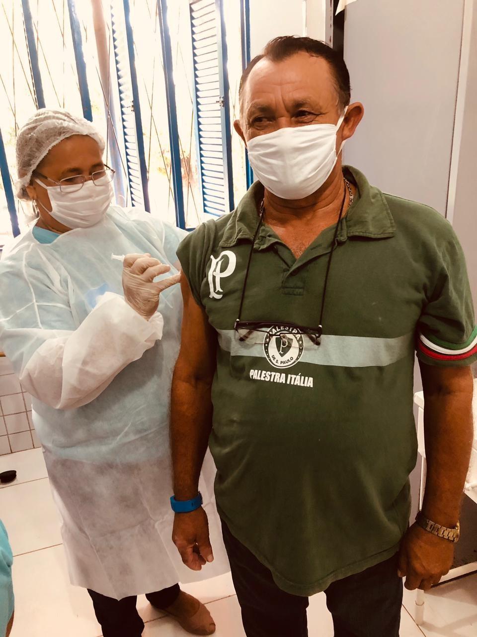 Indígenas começam a ser vacinados no Rio Grande do Norte