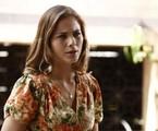 Luiza Valdetaro é Hilda em 'Joia rara' | Reprodução
