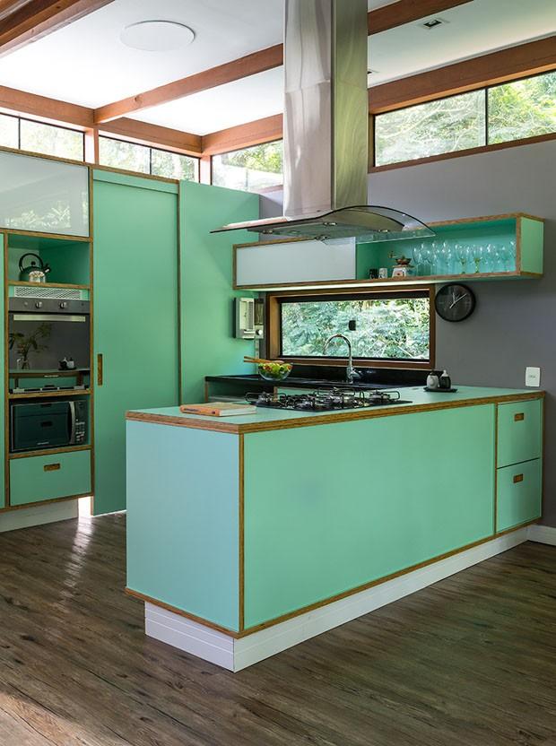 A casa perfeita para idosos (Foto: Evelyn Miller)