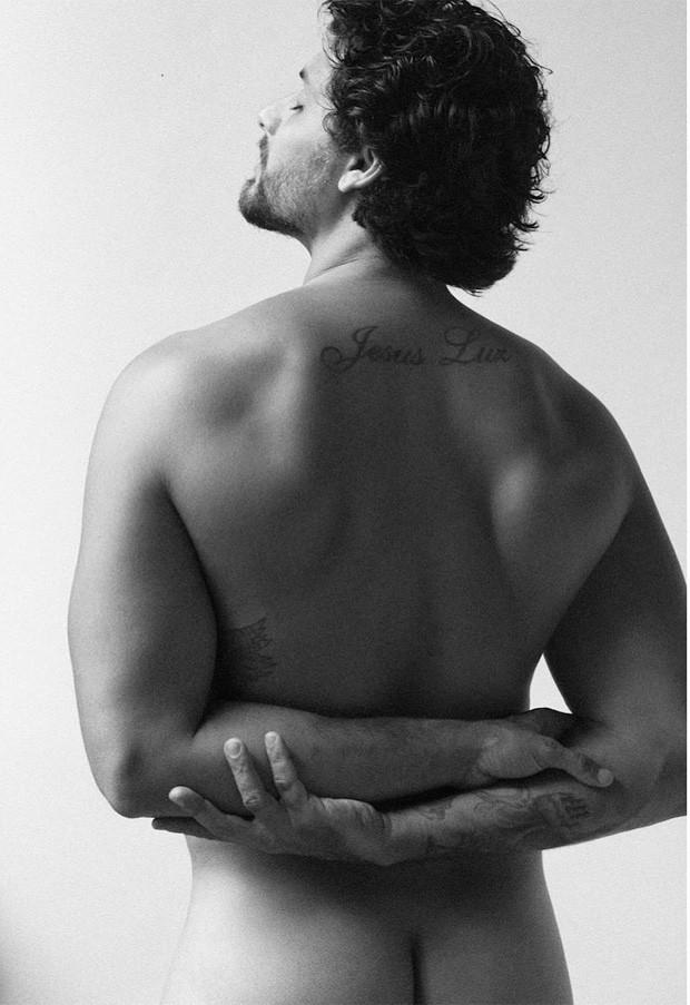 Jesus Luz (Foto: Brunno Rangel)
