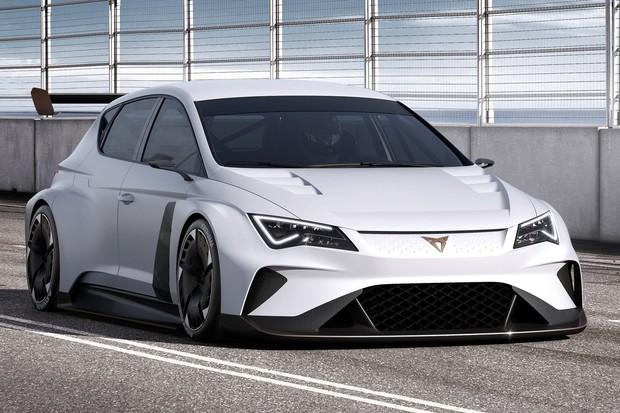 Cupra e-Racer Concept (Foto: Divulgação)