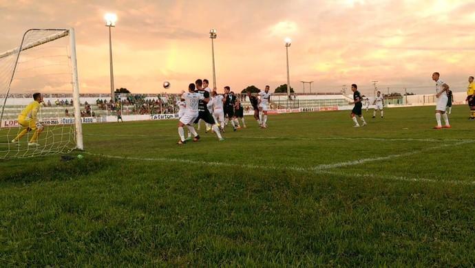 Assu x Alecrim, no Estádio Edgarzão - Campeonato Potiguar (Foto: Francielle Manoel/Assu/Divulgação)
