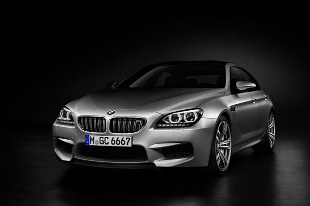 BMW M6 Gran Coupé (Foto: BMW)