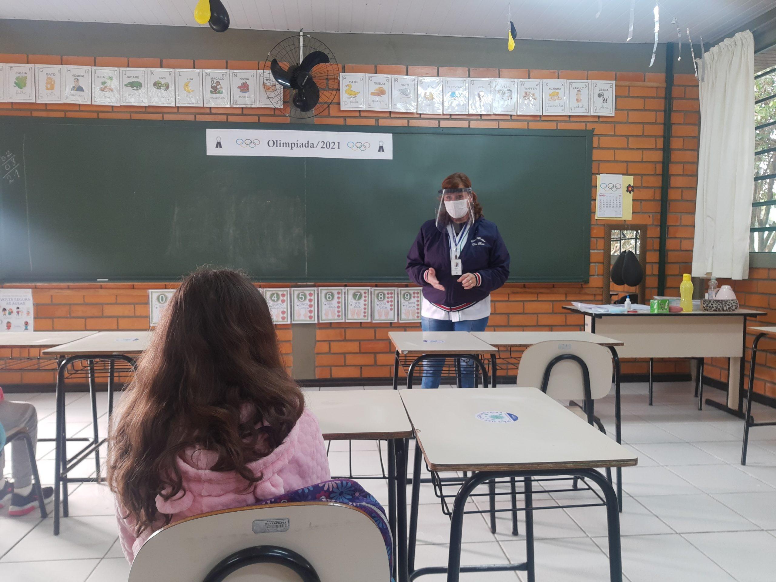 Guarapuava abre seleção com 40 vagas para assistente de alfabetização