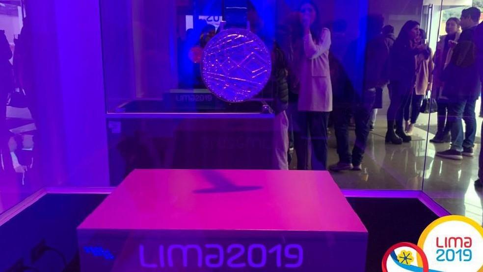 Com símbolos do Peru talhados, medalhas de ouro, prata e bronze do Pan de Lima são reveladas — Foto: Divulgação