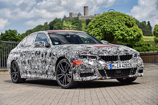 BMW Série 3 2019 (Foto: divulgação)